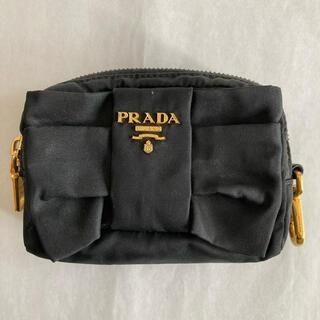 PRADA - プラダ ポーチ 黒