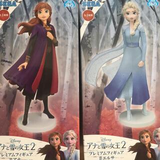 アナトユキノジョオウ(アナと雪の女王)のアナと雪の女王2 アナ エルサ(キャラクターグッズ)