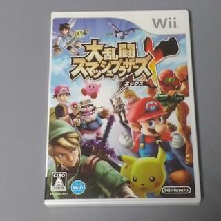 ウィー(Wii)のWii用ソフト 大乱闘スマッシュブラザーズX(家庭用ゲームソフト)