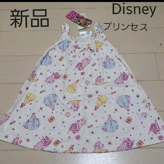 ディズニー(Disney)のディズニー プリンセス 新品 チュニック  90(Tシャツ/カットソー)