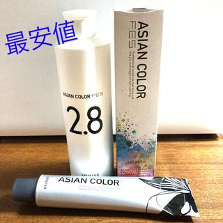 アリミノ(ARIMINO)のアリミノアジアンカラーフェス(カラーリング剤)