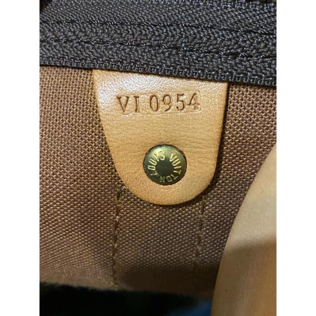 LOUIS VUITTON(ルイヴィトン)のルイヴィトン キーポル60 美品 レディースのバッグ(ボストンバッグ)の商品写真
