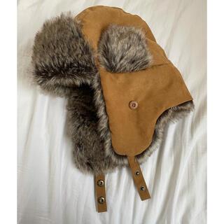ミルサ(milsa)のアビエイター帽 ロシア帽(その他)