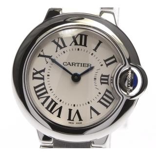 Cartier - ☆美品 カルティエ バロンブルーSM  W69010Z4 レディース 【中古】