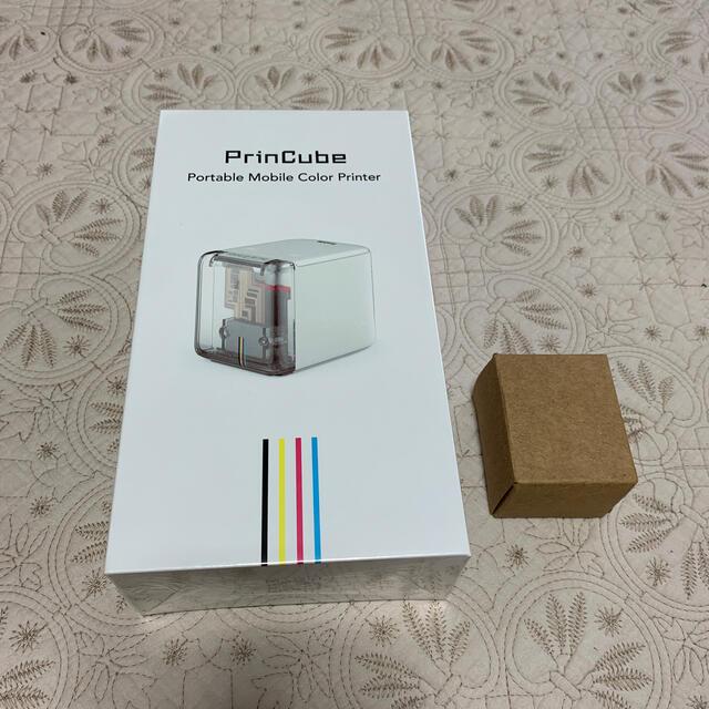 princube モバイルプリンター スマホ/家電/カメラのPC/タブレット(PC周辺機器)の商品写真