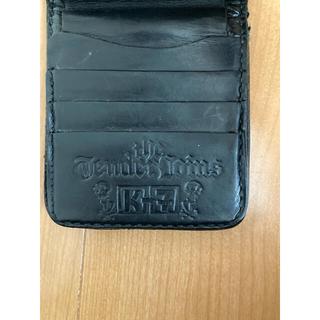 テンダーロイン(TENDERLOIN)のtenderloin テンダーロイン  財布 ウォレット バックドロップコラボ(折り財布)