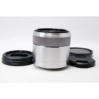 ソニー(SONY)のSONY E 30mm F3.5 Macro SEL30M35(レンズ(単焦点))