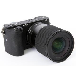 SONY - SONY α6600 シグマ16mmF1.4セット