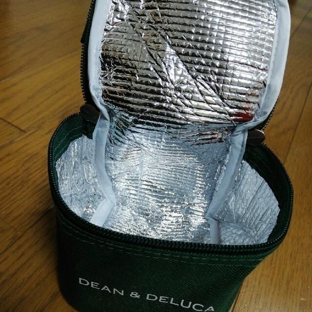 DEAN & DELUCA(ディーンアンドデルーカ)のディーンアンドデルーカ 保冷バッグ インテリア/住まい/日用品のキッチン/食器(弁当用品)の商品写真