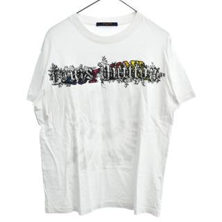 LOUIS VUITTON - LOUIS VUITTON ルイヴィトン 半袖Tシャツ