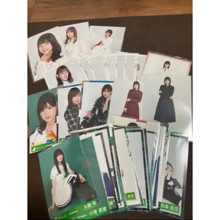 ケヤキザカフォーティーシックス(欅坂46(けやき坂46))の欅坂46 生写真 50枚 まとめ売り(アイドルグッズ)