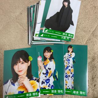 ケヤキザカフォーティーシックス(欅坂46(けやき坂46))の欅坂46 生写真 50枚まとめ売り(アイドルグッズ)