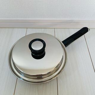アムウェイ(Amway)の◇◆新品未使用◆◇ アムウェイクイーン 中フライパン 匿名配送  Amway 鍋(鍋/フライパン)