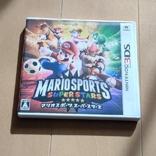 ニンテンドー3DS - マリオスポーツ スーパースターズ 3DS amiiboカード付き