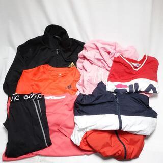 FILA - [FILA/GAP/adidas..] Tシャツなどトップス7着セット レディー