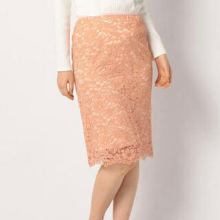 NOLLEY'S - NOLLEY'S fredy emue(フレディ エミュ)レースタイトスカート♡
