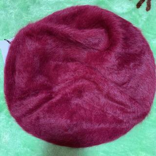 セシルマクビー(CECIL McBEE)のセシルマクビー ファー ベレー帽(ハンチング/ベレー帽)