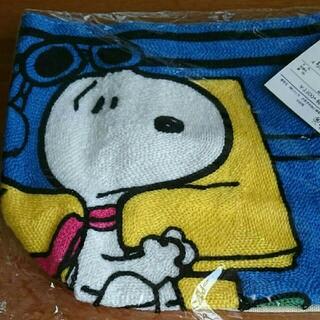SNOOPY - 期間限定価格!新品☆PEANUTS スヌーピー☆刺繍トートバッグ コッカ