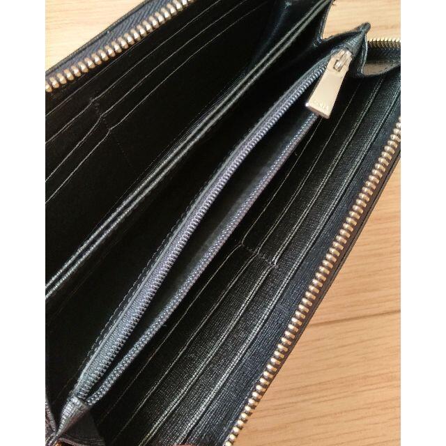 Furla(フルラ)のFURLA 長財布 ブラック レディースのファッション小物(財布)の商品写真