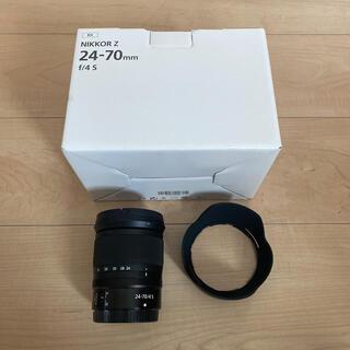 Nikon - 【美品】ニコン Z 24-70mm  F4