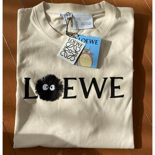 LOEWE - Loeweロエベ となりのトトロ まっくろくろすけ TシャツSサイズ