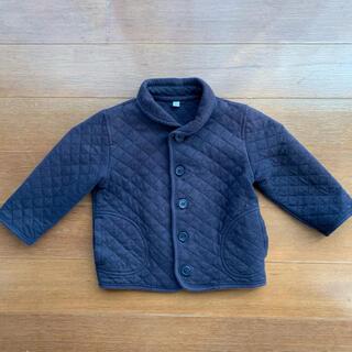 MUJI (無印良品) - 無印良品 カーディガン アウター キルティングジャケット