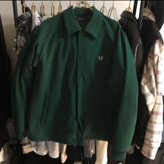 FRED PERRY - fred perry コーチジャケット フレッドペリー コーチジャケット