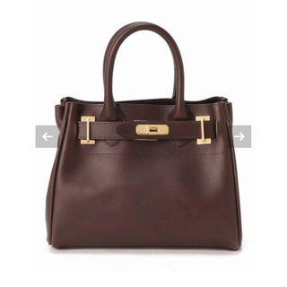 L'Appartement DEUXIEME CLASSE - SITA PARANTICA 2WAY TOTE BAG(M)