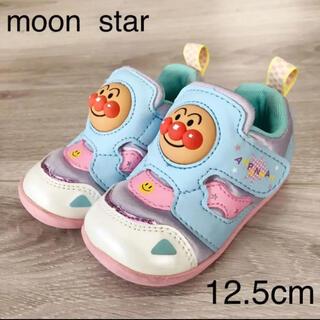 MOONSTAR  - 週末限定値下げ* moon star アンパンマン シューズ 12.5
