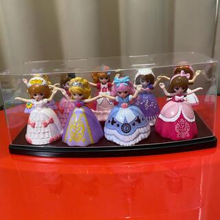 マクドナルド(マクドナルド)のマクドナルド マクド マック りかちゃん リカちゃん 9体セット おもちゃ(ぬいぐるみ/人形)