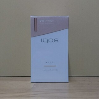 新品 IQOS3 MULTI(タバコグッズ)