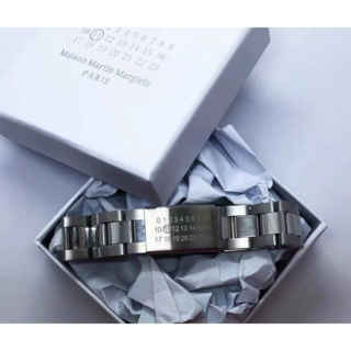 Maison Martin Margiela - マルジェラ ナンバリング ウォッチ ブレスレット 腕時計