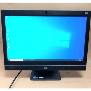 ヒューレットパッカード(HP)の一体型PC HP 600 G1 Pro-One 1T Win10 Office(ノートPC)
