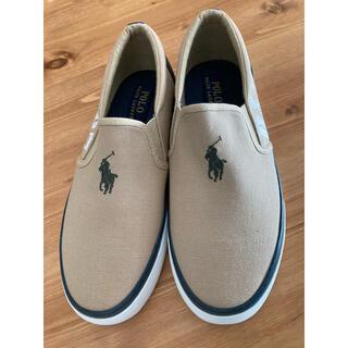 POLO RALPH LAUREN - 【新品 未使用】POLO Ralph Lauren 靴 23.5センチ
