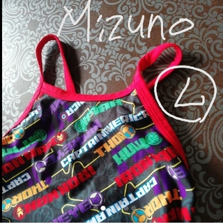 MIZUNO - Mizuno 練習用競泳水着 Lサイズ