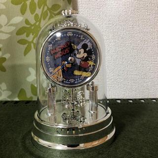ディズニー(Disney)のすイングドーム クロック(置時計)