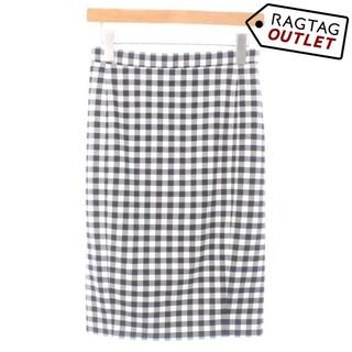 ブランバスク(blanc basque)のblanc basque ひざ丈スカート レディース(ひざ丈スカート)