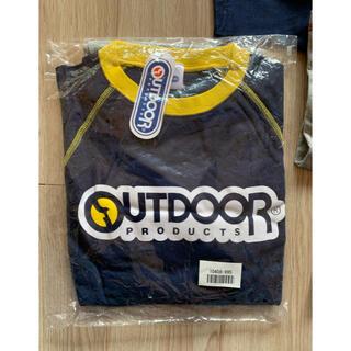 アウトドアプロダクツ(OUTDOOR PRODUCTS)のパジャマ 長袖上下 部屋着 120(パジャマ)