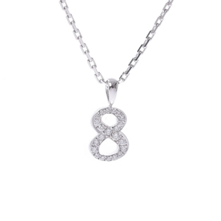 アイファニー(EYEFUNNY)のアイファニー  ナンバー8 ネックレス(ネックレス)