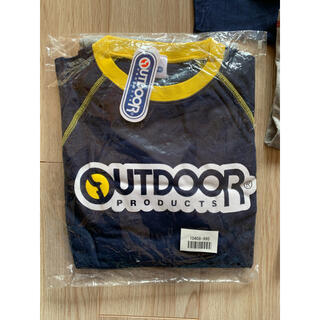 OUTDOOR PRODUCTS - パジャマ 長袖上下セット 部屋着 140