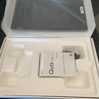LG Electronics - quatab pz  10インチタブレット