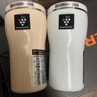 パナソニック(Panasonic)の車用 プラズマクラスターSHARP 車載用 プラズマクラスター(空気清浄器)