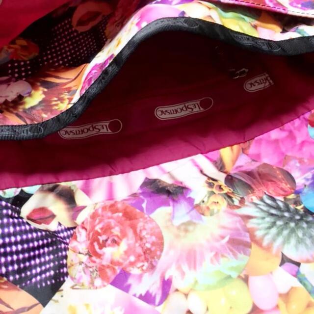 LeSportsac(レスポートサック)の週末限定価格‼️❤️蜷川実花✖️Lesportsac❤️フリルショルダー レディースのバッグ(ショルダーバッグ)の商品写真