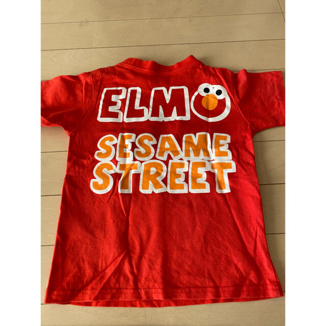 SESAME STREET(セサミストリート)のセサミ 110 Tシャツ キッズ/ベビー/マタニティのキッズ服男の子用(90cm~)(Tシャツ/カットソー)の商品写真