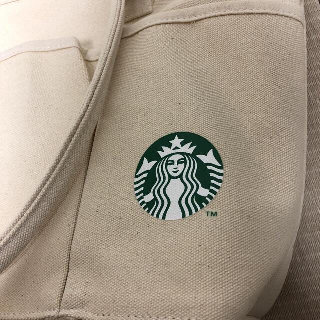 Starbucks Coffee(スターバックスコーヒー)の★新品★スターバックス 2021年福袋 トートバッグ レディースのバッグ(トートバッグ)の商品写真