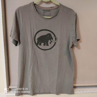 マムート(Mammut)のマムート Tシャツ パタゴニア モンベル ノースフェイス ホグロフス ミレー(登山用品)