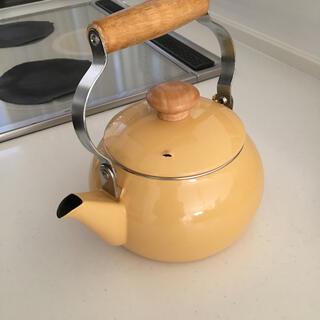 フジホーロー(富士ホーロー)のホーローケトル 2.2ℓ(調理道具/製菓道具)