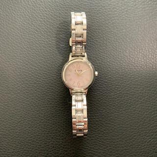 シチズン(CITIZEN)のすぅ様専用 wicca  ソーラー腕時計美品 (腕時計)