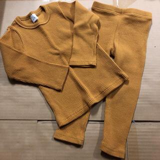 セットアップ 韓国 子供服(Tシャツ/カットソー)