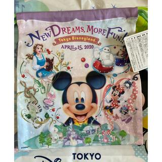 ミッキーマウス(ミッキーマウス)のディズニーリゾート限定 新品  ニューファンタジーランド きんちゃく(キャラクターグッズ)
